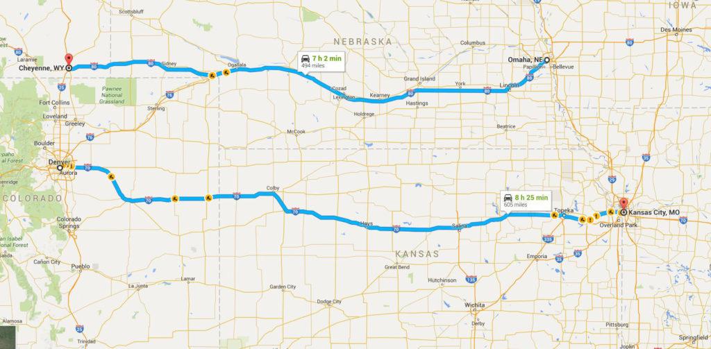 I-70 and I-80