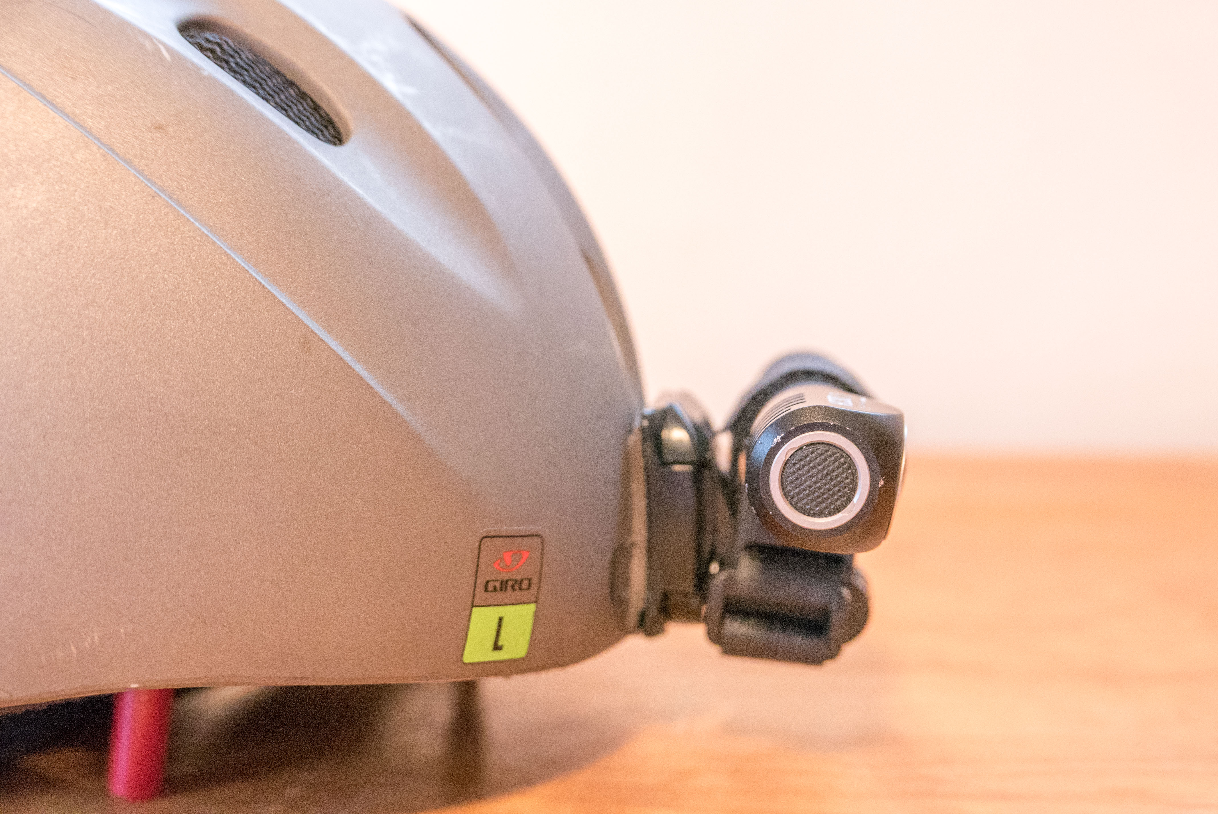 Flashlight Adapter For Gopro Mounts And Helmet Mount Pcb